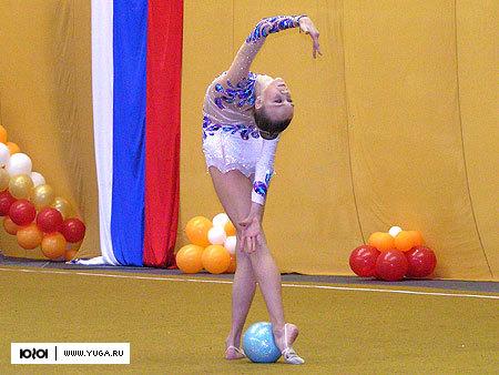 Секции по художественной гимнастике